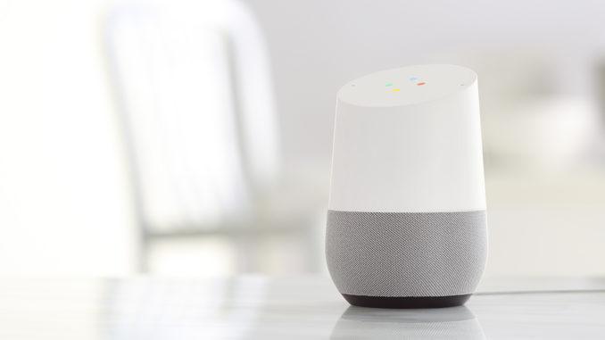 Google Home UK megjelenés