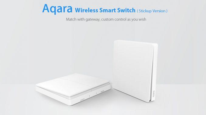 xiaomi aqara switch
