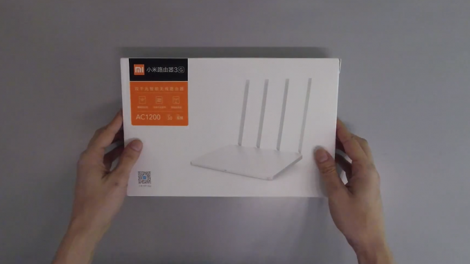 xiaomi wifi router 3g